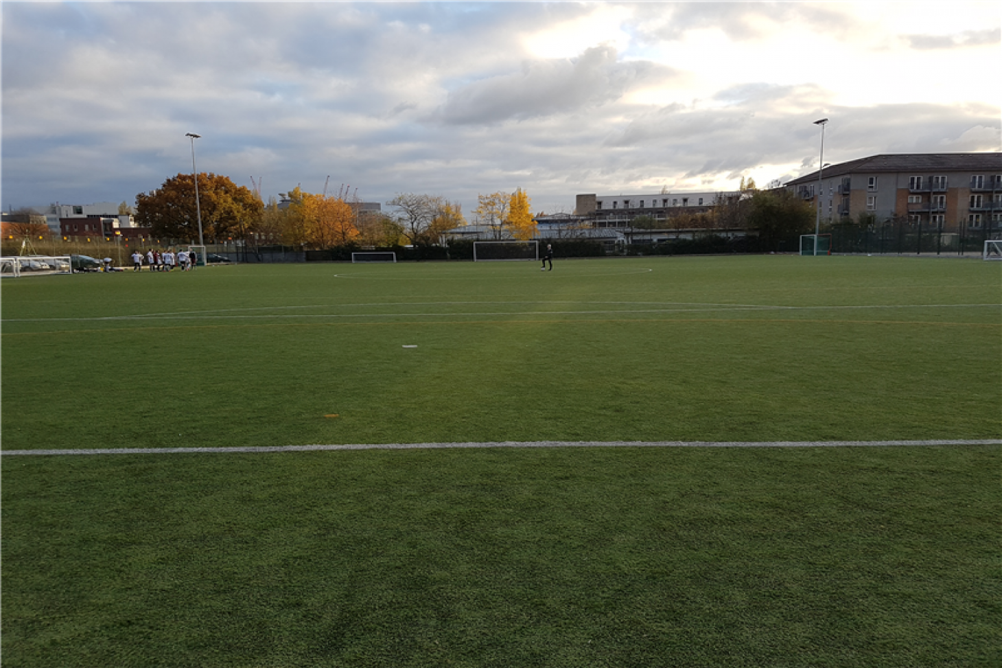 White City Tiger Turf 7 a side | 3G Astroturf football pitch