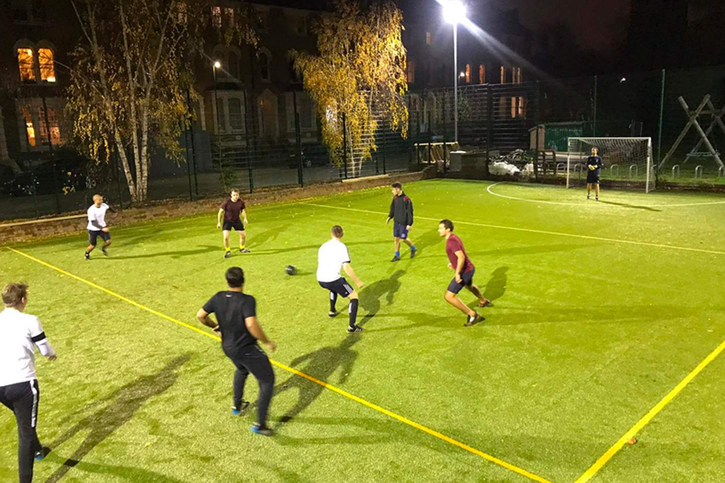Max Roach Adventure Playground 5 a side | 3G Astroturf football pitch