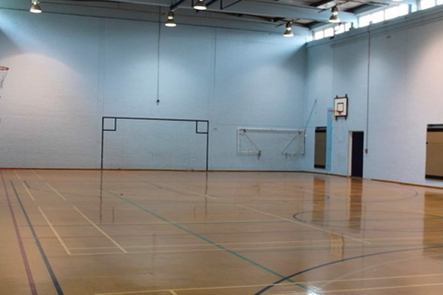 Mayflower High School 5 a side | Indoor football pitch