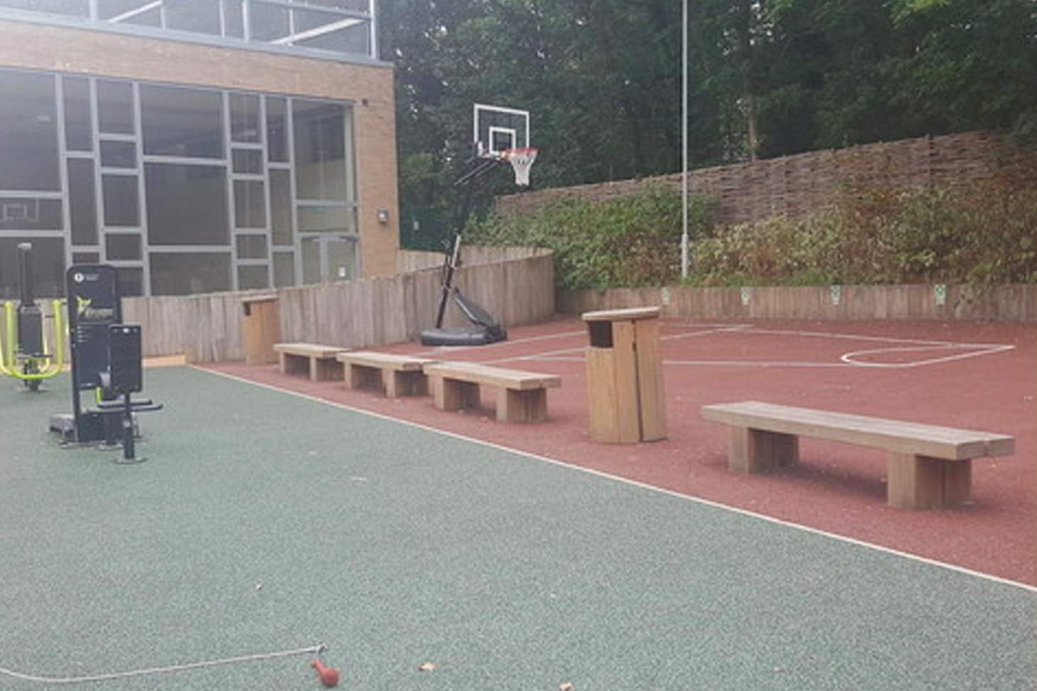 Priory School Croydon Playground space hire