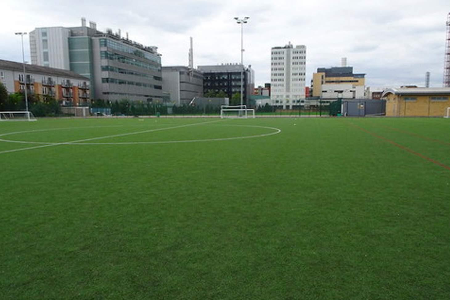 Ark Burlington Danes Academy Outdoor | 3G Astroturf hockey pitch