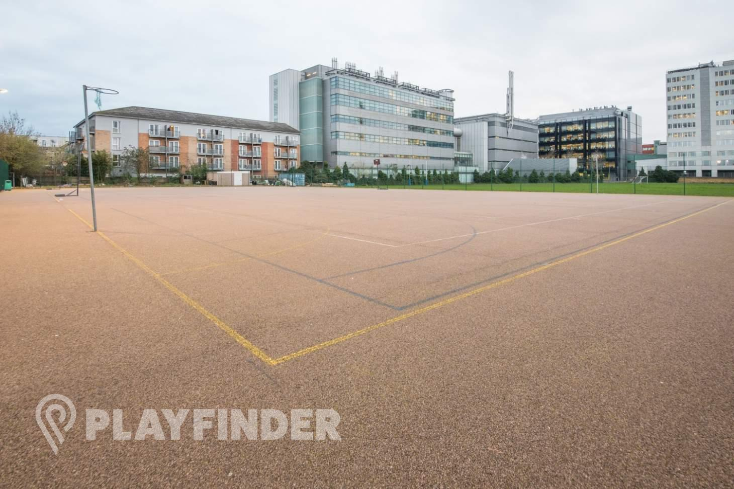 Ark Burlington Danes Academy Court | Hard (macadam) basketball court