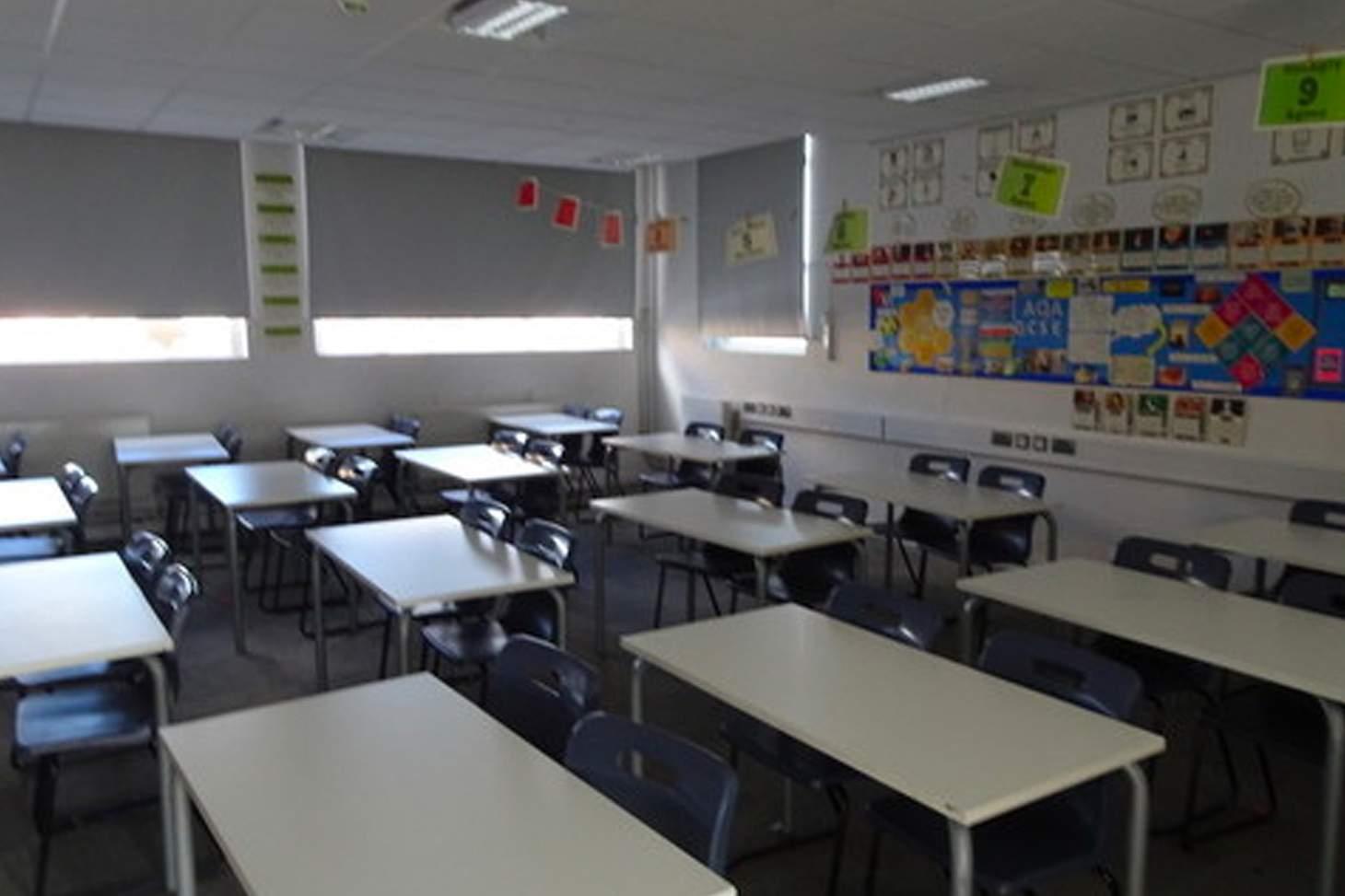 Ark Burlington Danes Academy Classroom space hire