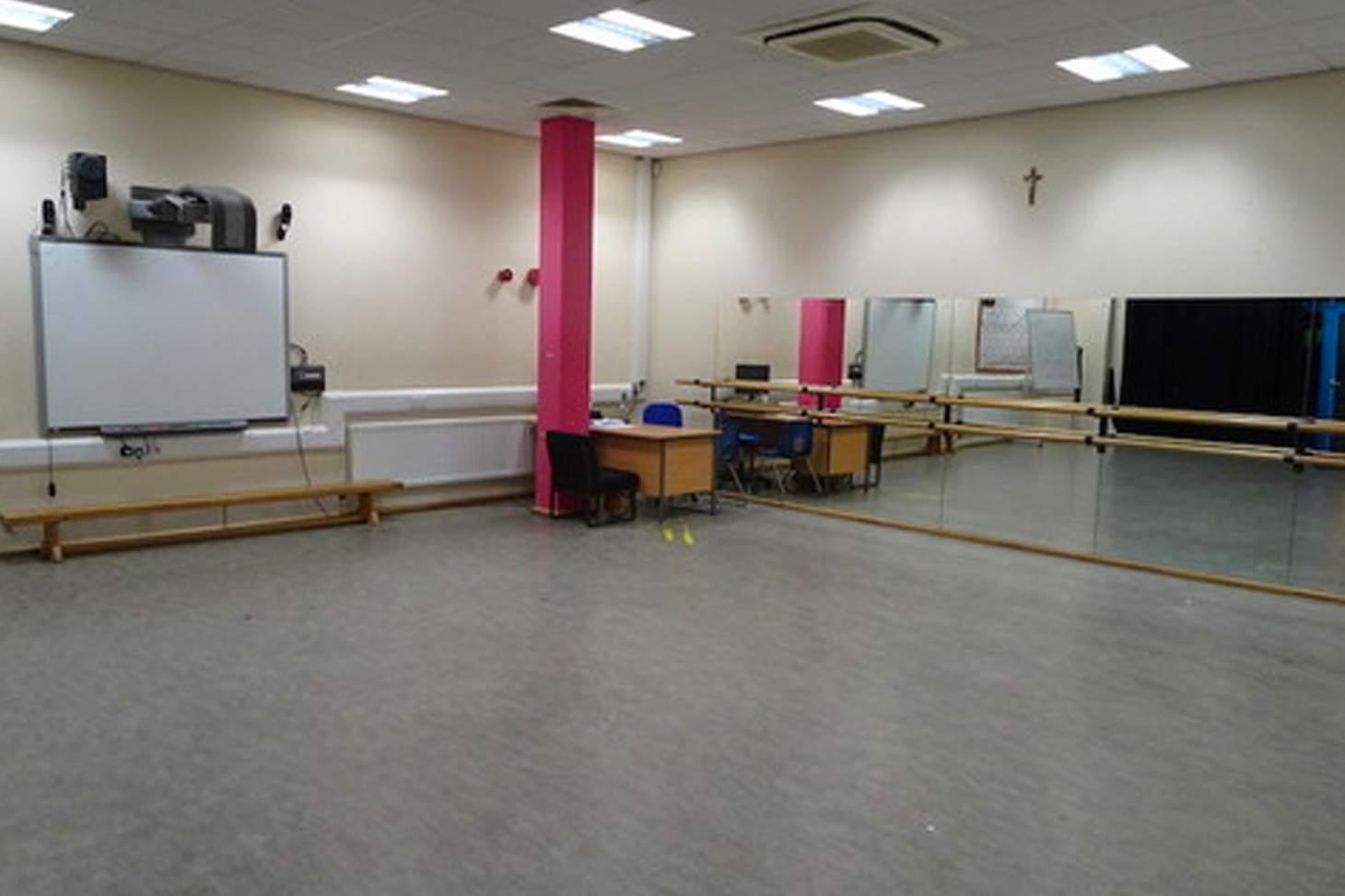 Ursuline Academy Ilford Studio | Dance studio space hire