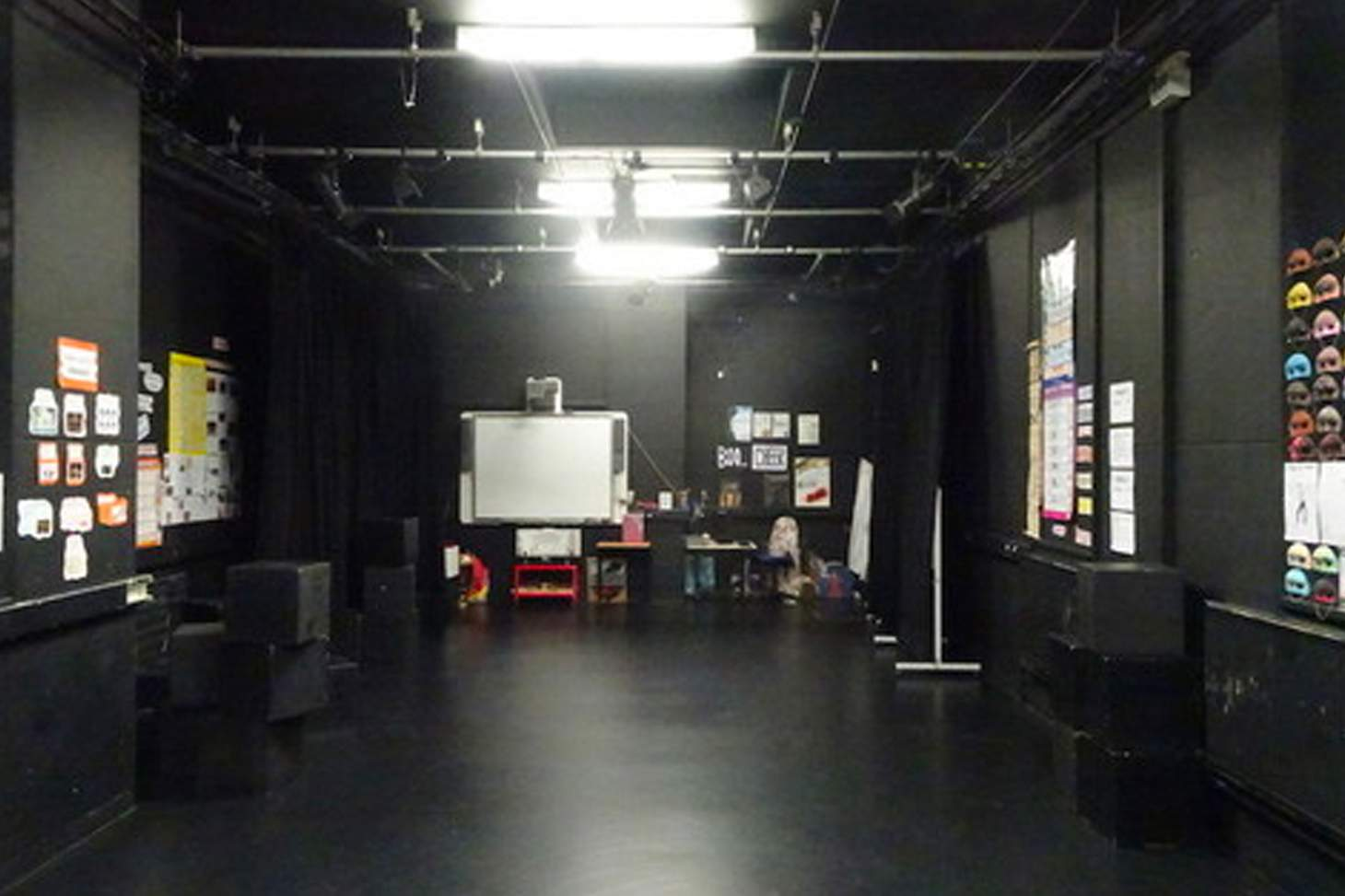 Ursuline Academy Ilford Drama studio space hire