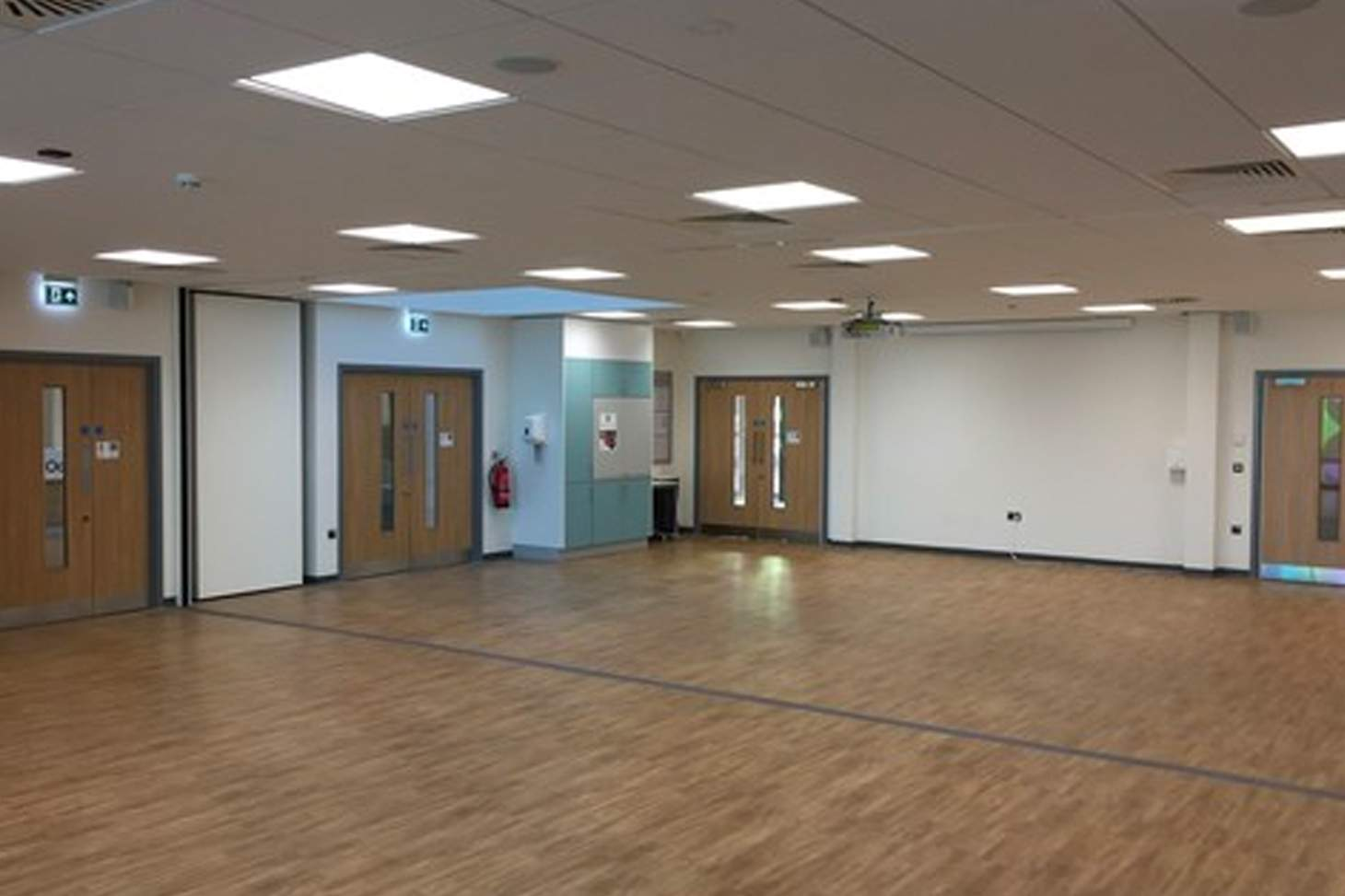 Oaklands School Function room space hire