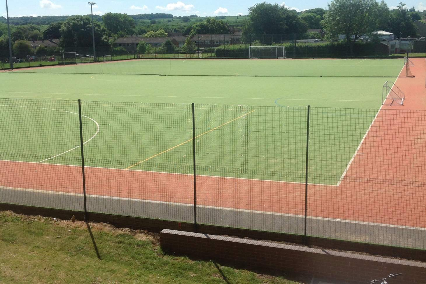 Wellsway Sports Centre 11 a side | Astroturf football pitch