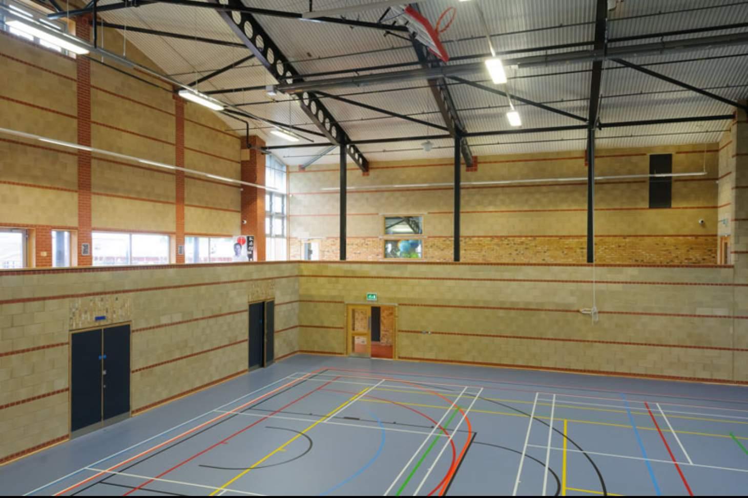 SBL Sports Centre Nets | Sports hall cricket facilities