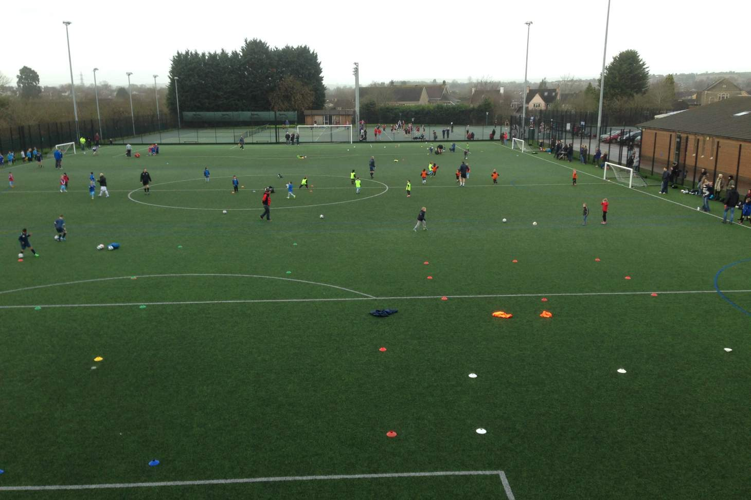SBL Sports Centre 11 a side | 3G Astroturf football pitch