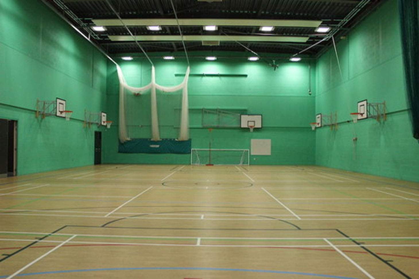 Litherland High School 5 a side | Indoor football pitch