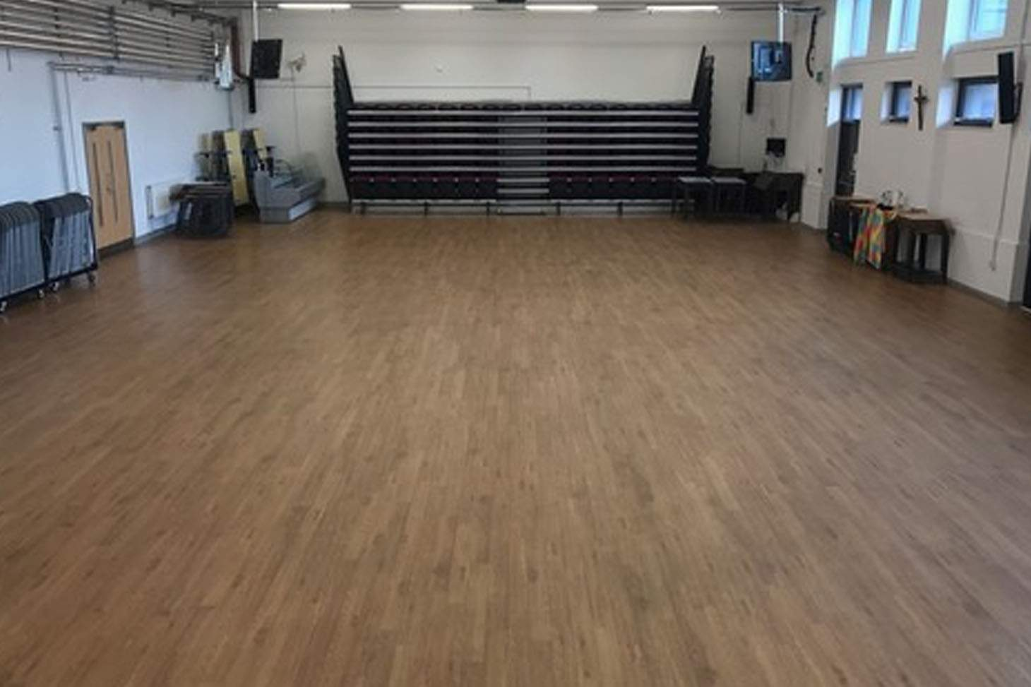 De La Salle Academy Main hall space hire