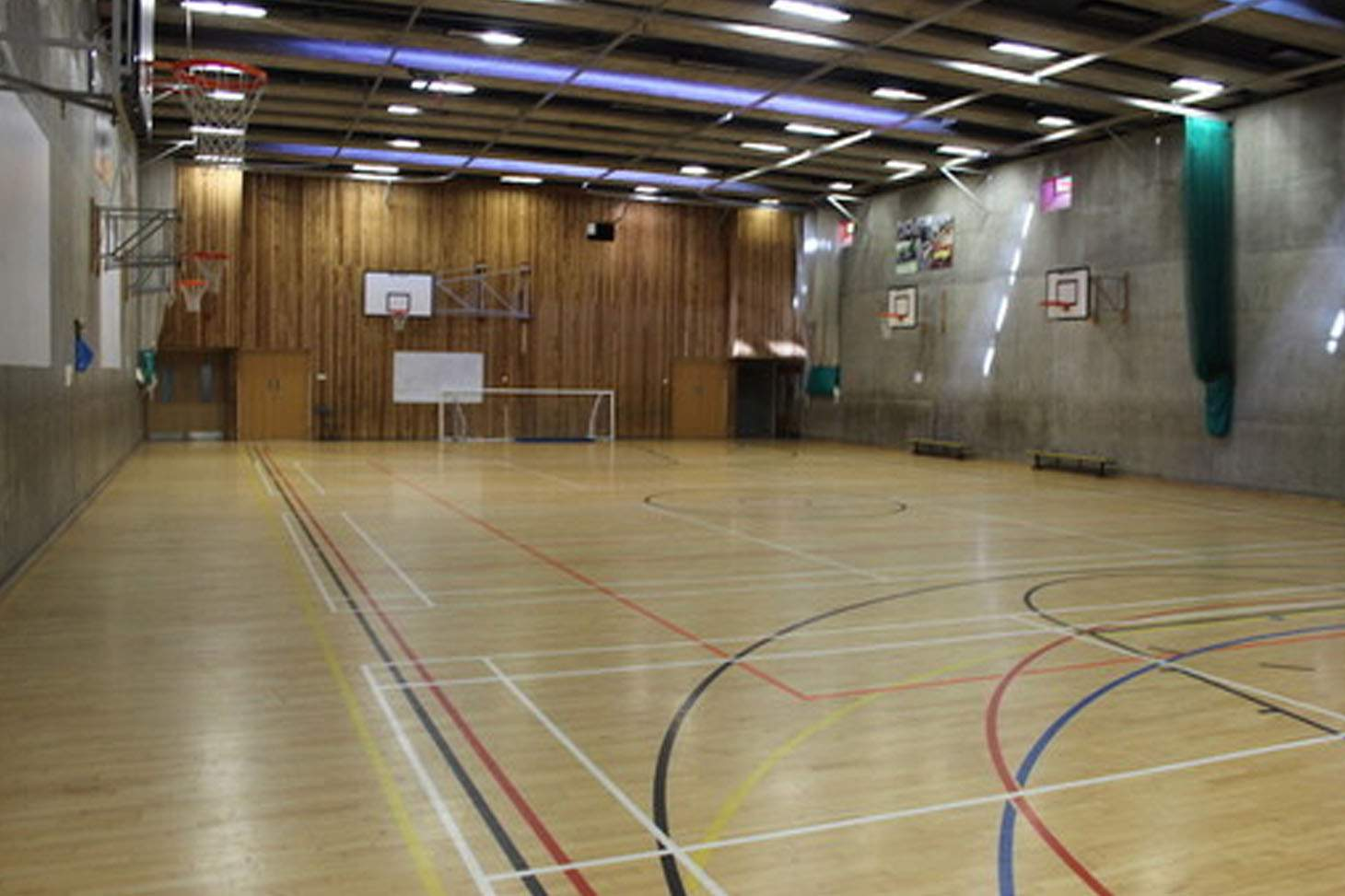 The Academy of St Francis of Assisi 5 a side | Indoor football pitch
