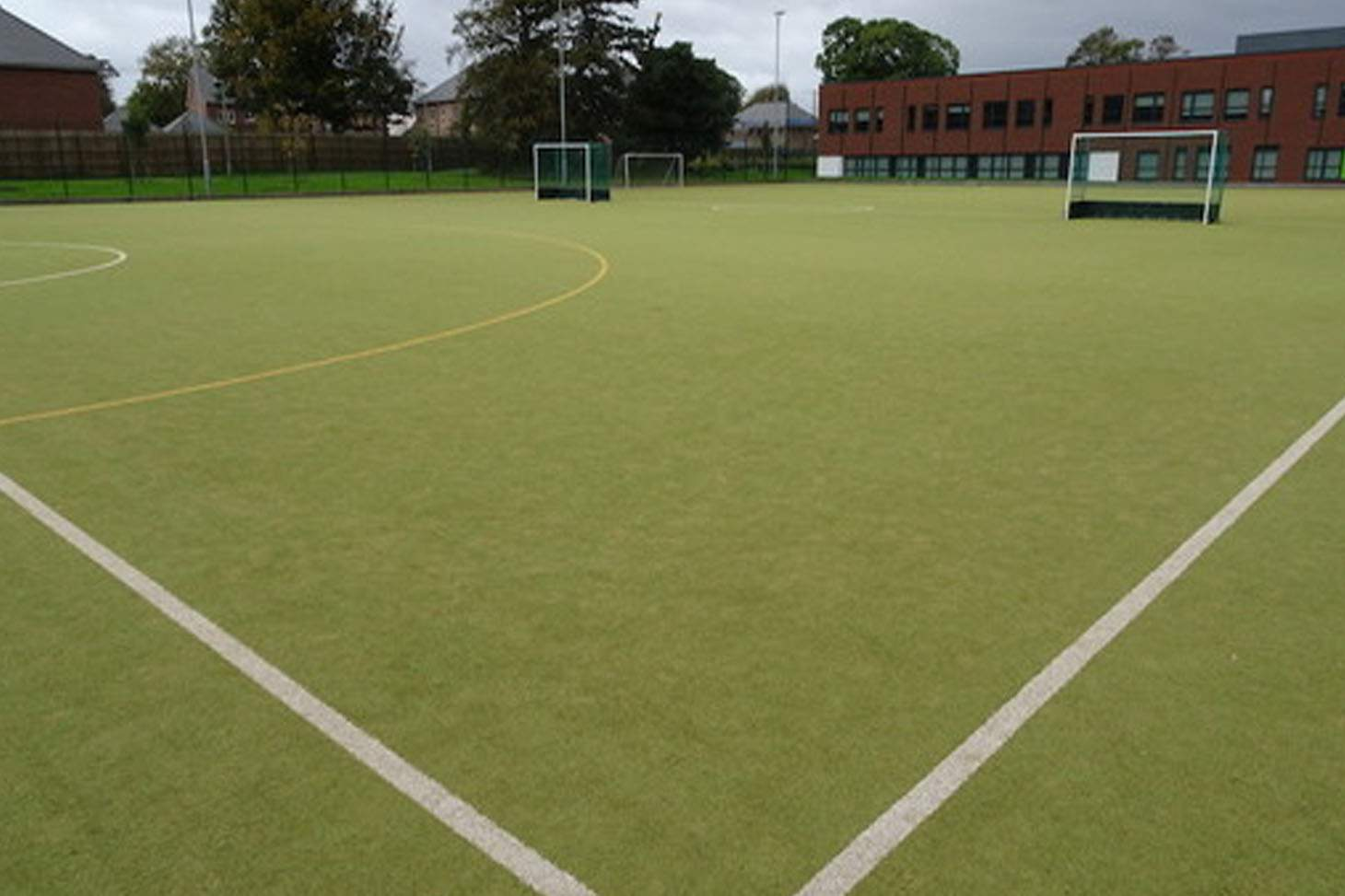 Holly Lodge Girls College 11 a side | Astroturf football pitch