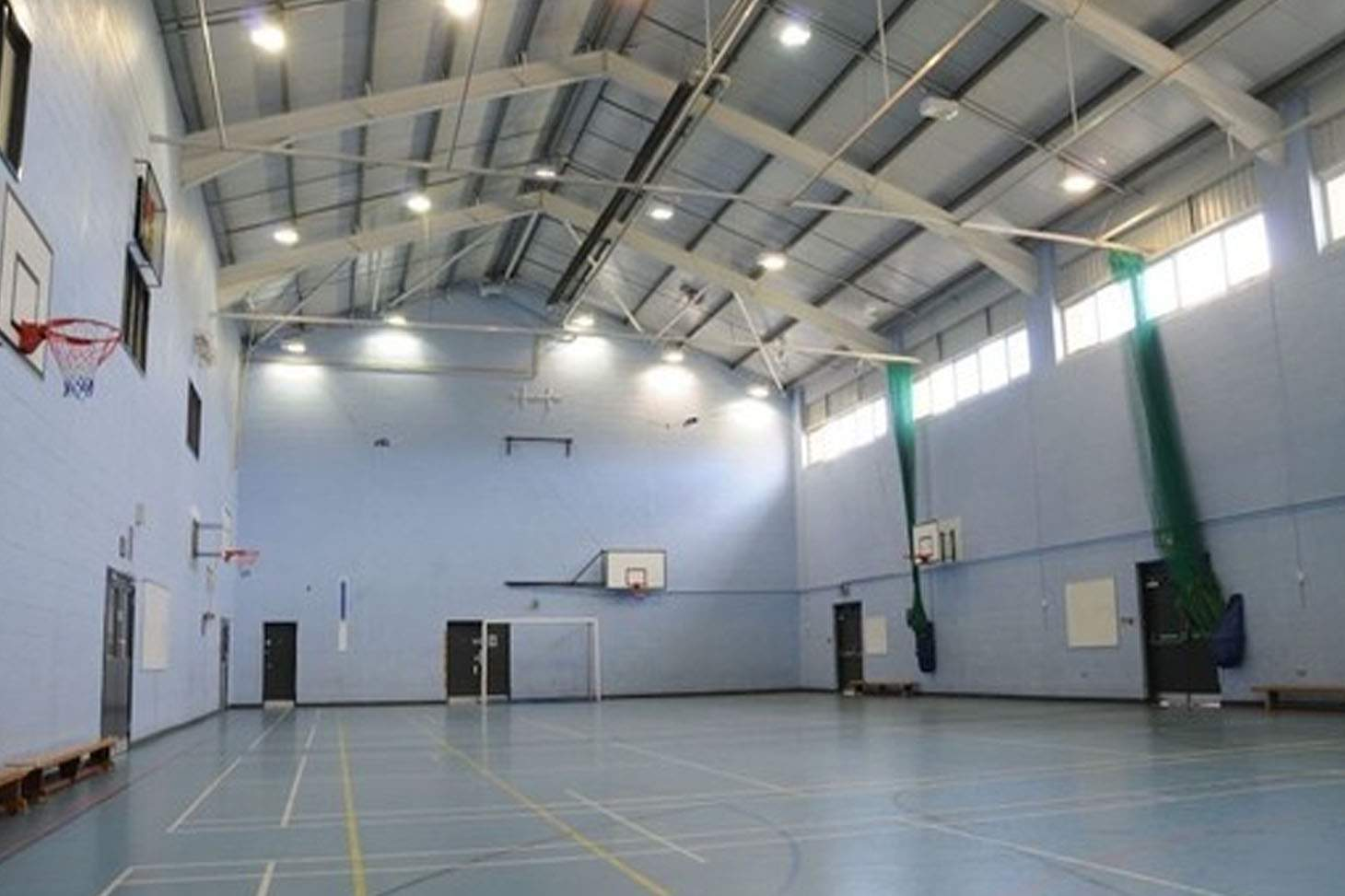 Childwall Sports & Science Academy 5 a side | Indoor football pitch
