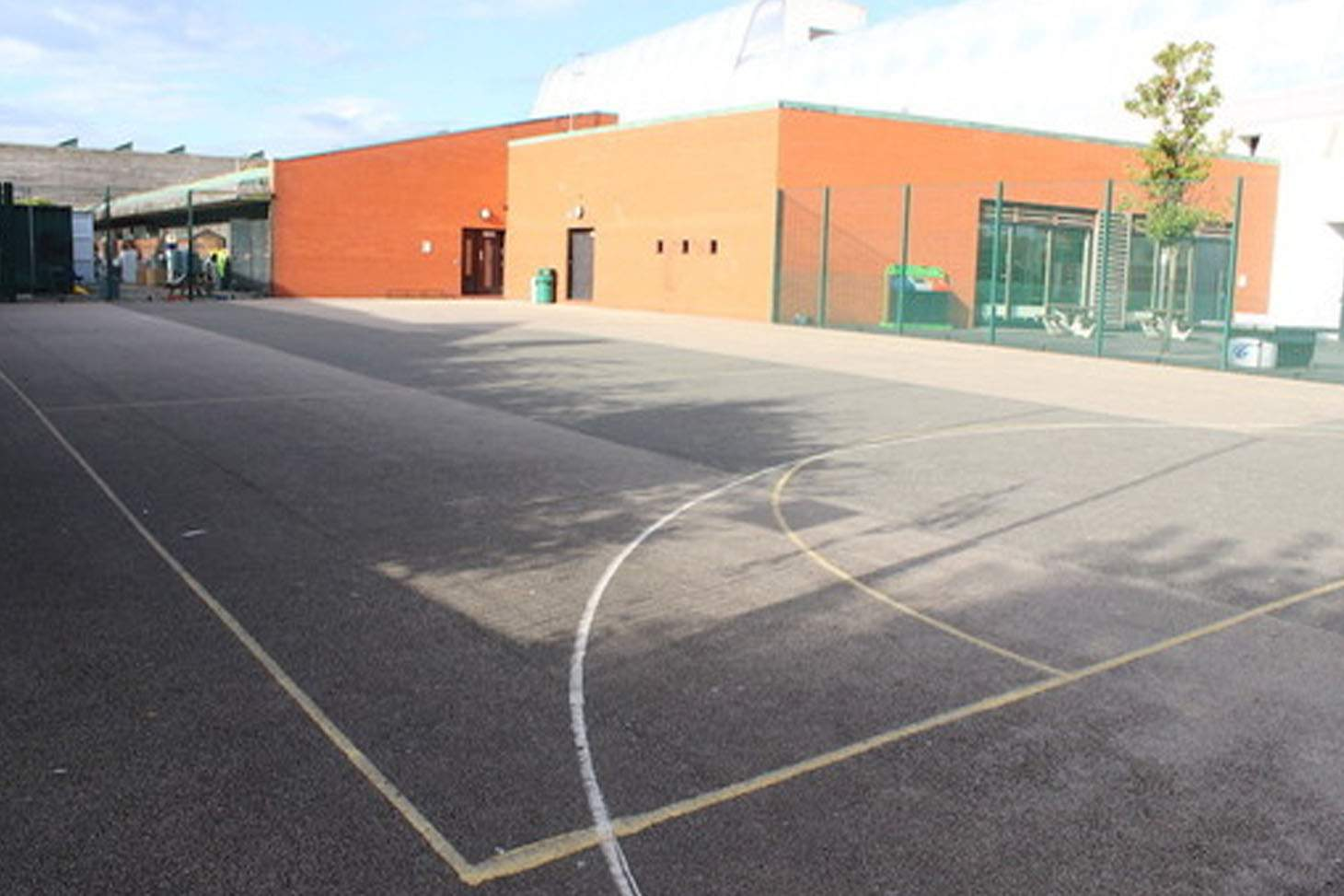The Academy of St Francis of Assisi 5 a side | Hard (macadam) football pitch