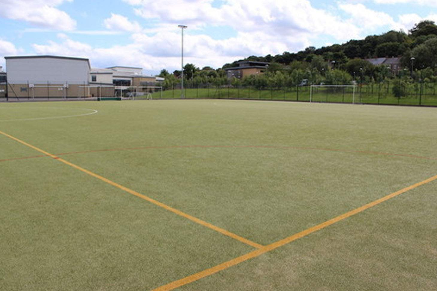 Kingsmeadow Community School 11 a side | Astroturf football pitch