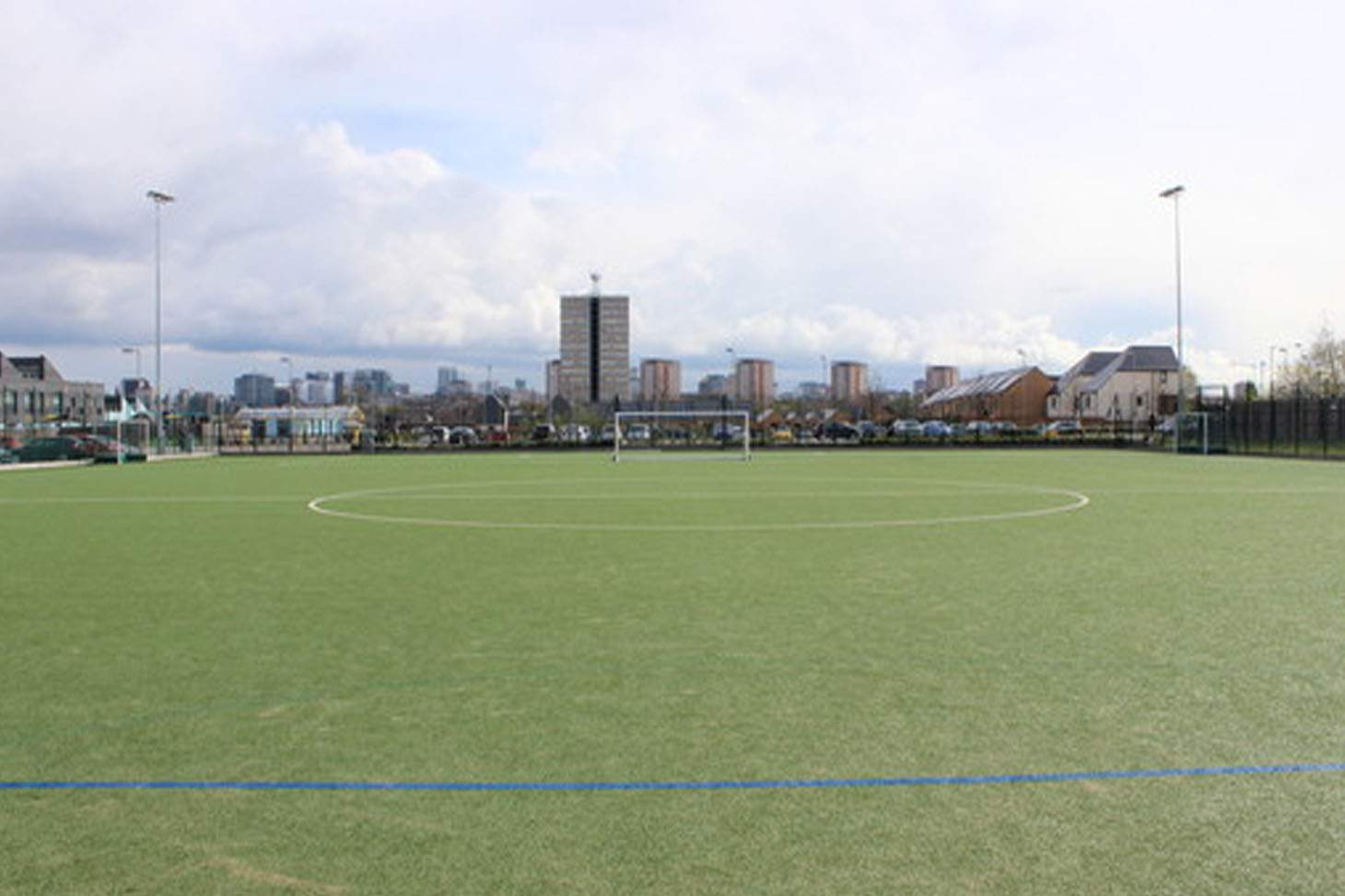 Holte School 11 a side | Astroturf football pitch