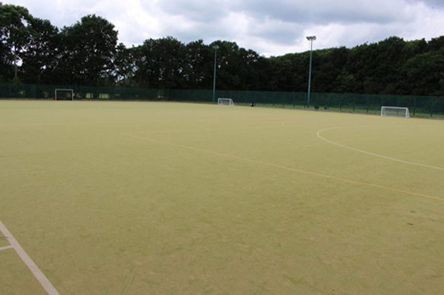 Light Hall School 11 a side | Astroturf football pitch