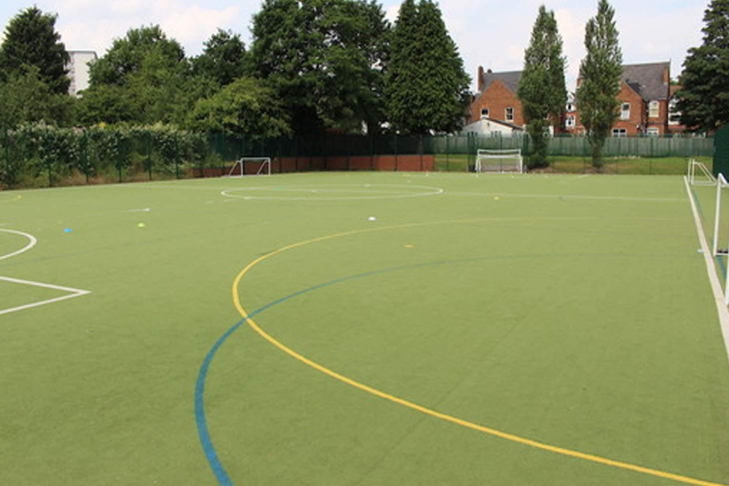 St Edmund Campion Catholic School & Sixth Form Centre 7 a side   Astroturf football pitch
