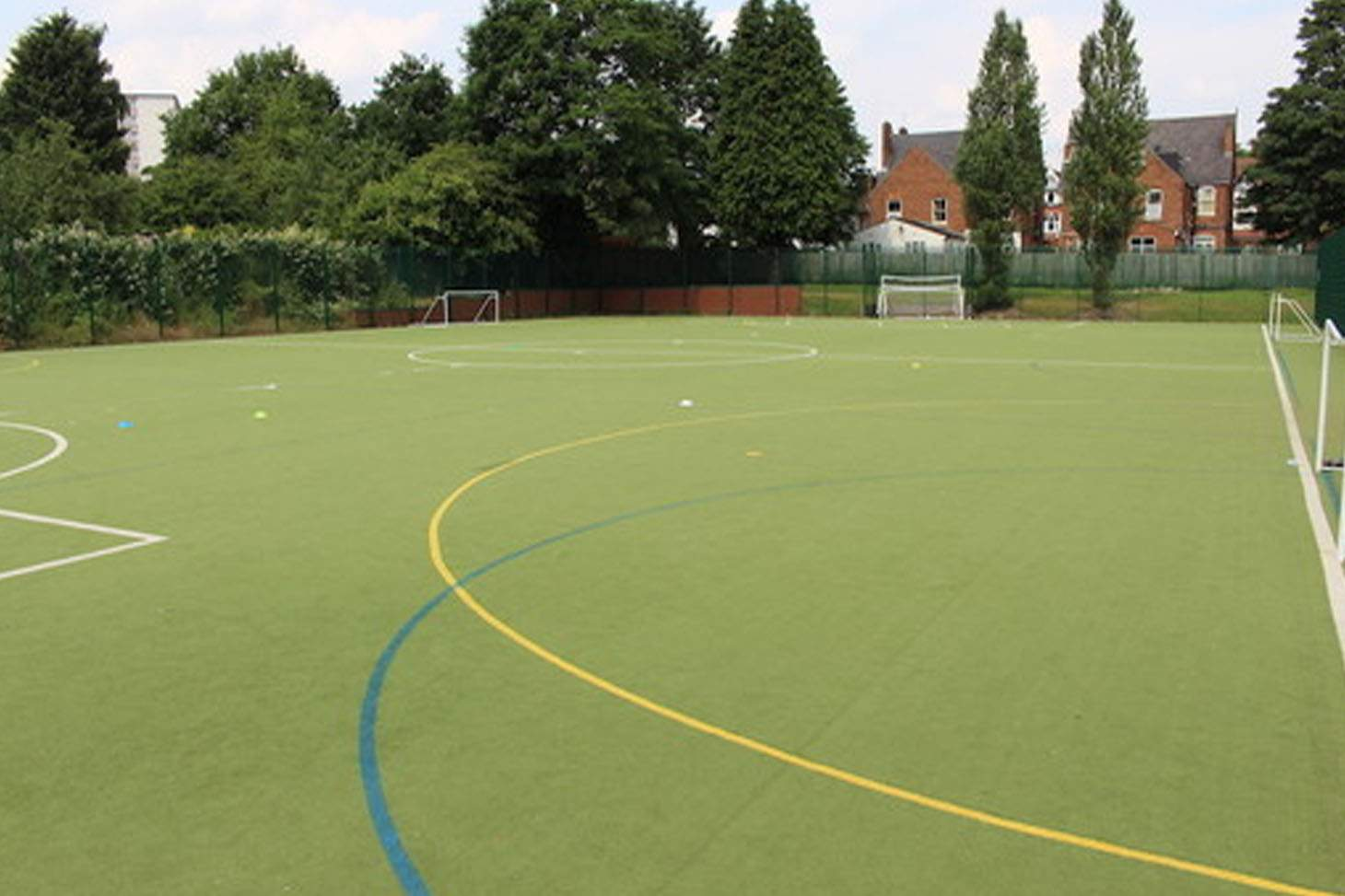 St Edmund Campion Catholic School & Sixth Form Centre Outdoor | Astroturf hockey pitch