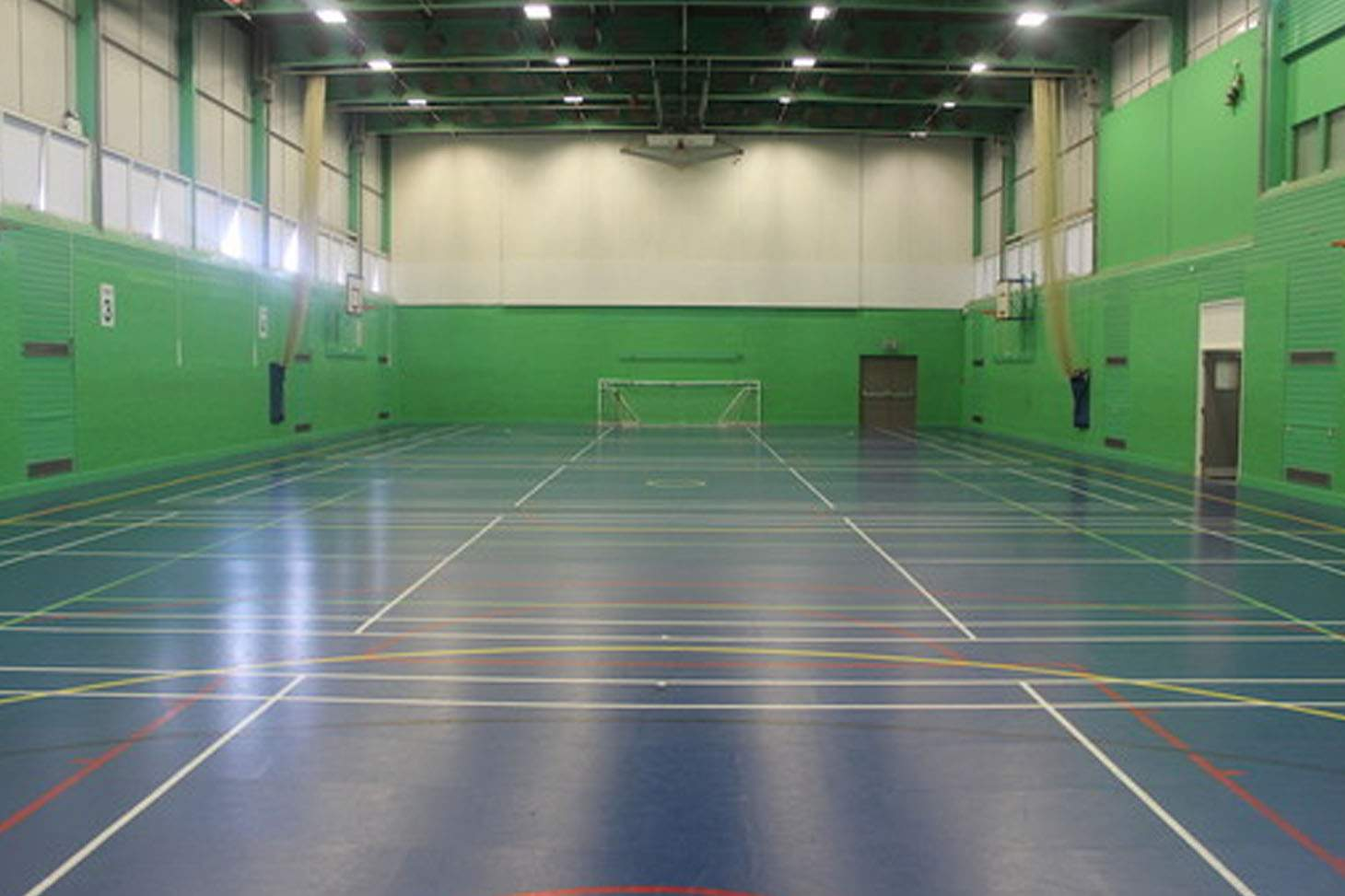 Tudor Grange Academy Redditch 5 a side | Indoor football pitch