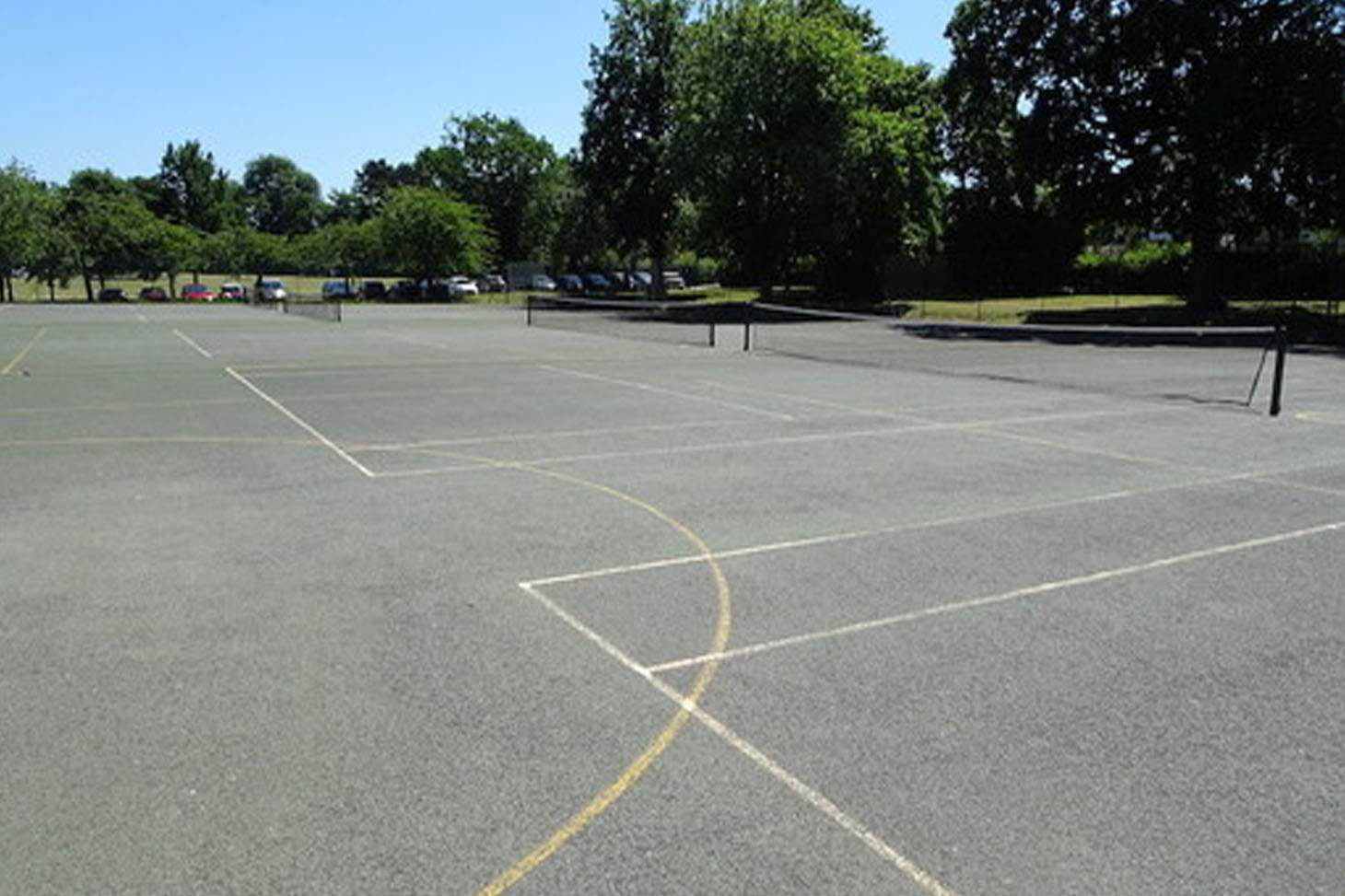 Tudor Grange Academy Solihull Outdoor | Hard (macadam) tennis court