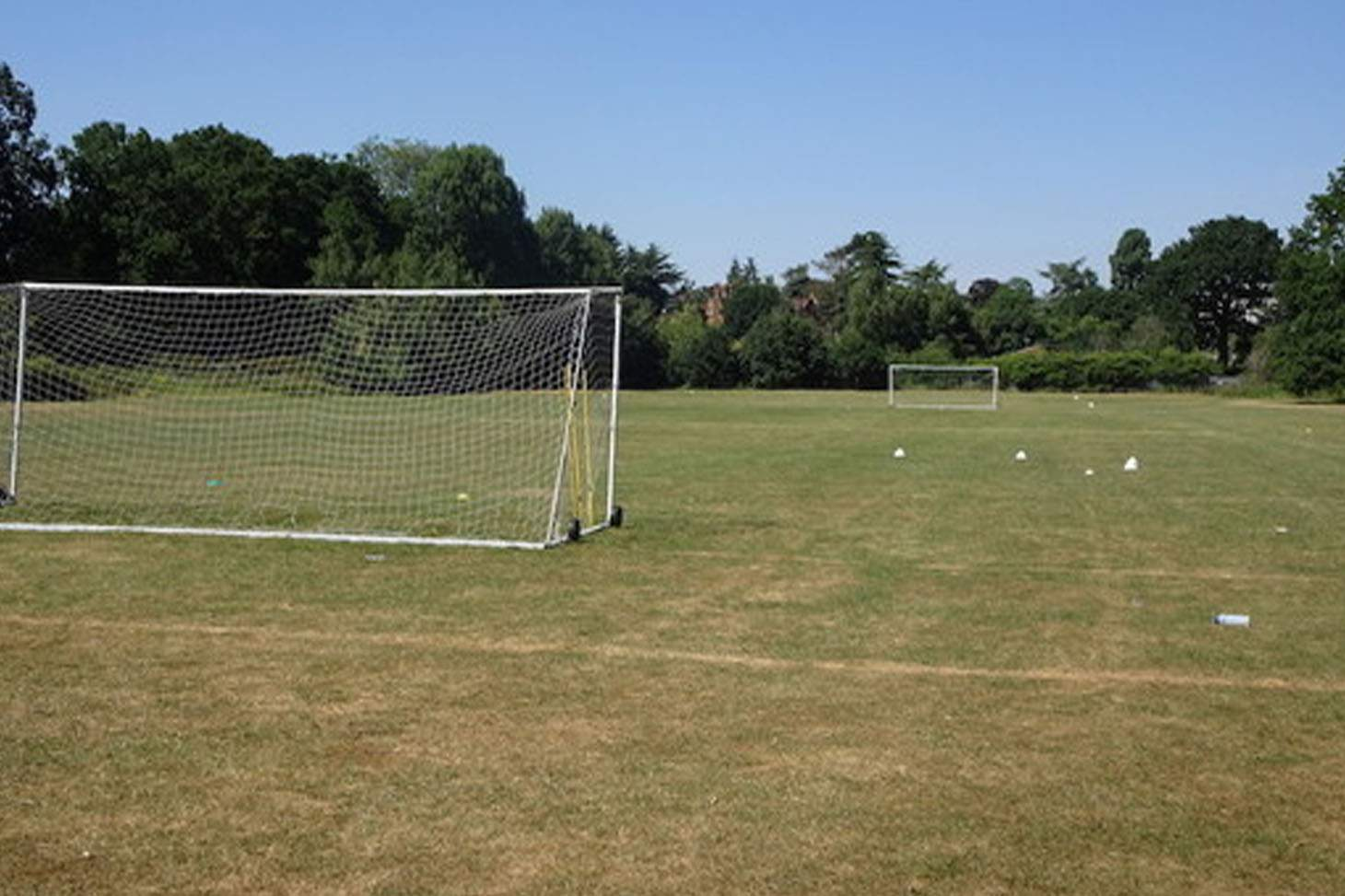 Tudor Grange Academy Solihull 11 a side | Grass football pitch