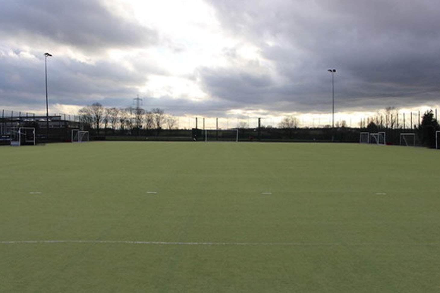 Egglescliffe School Pitch | Sand-based Astroturf rugby pitch