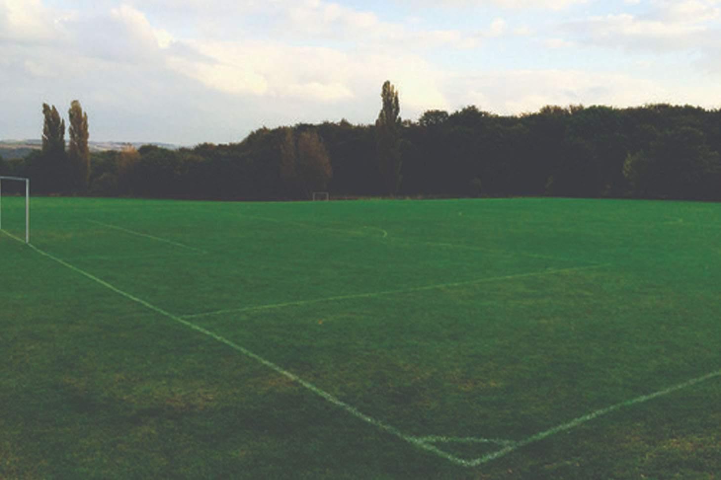 Egglescliffe School 11 a side | Grass football pitch