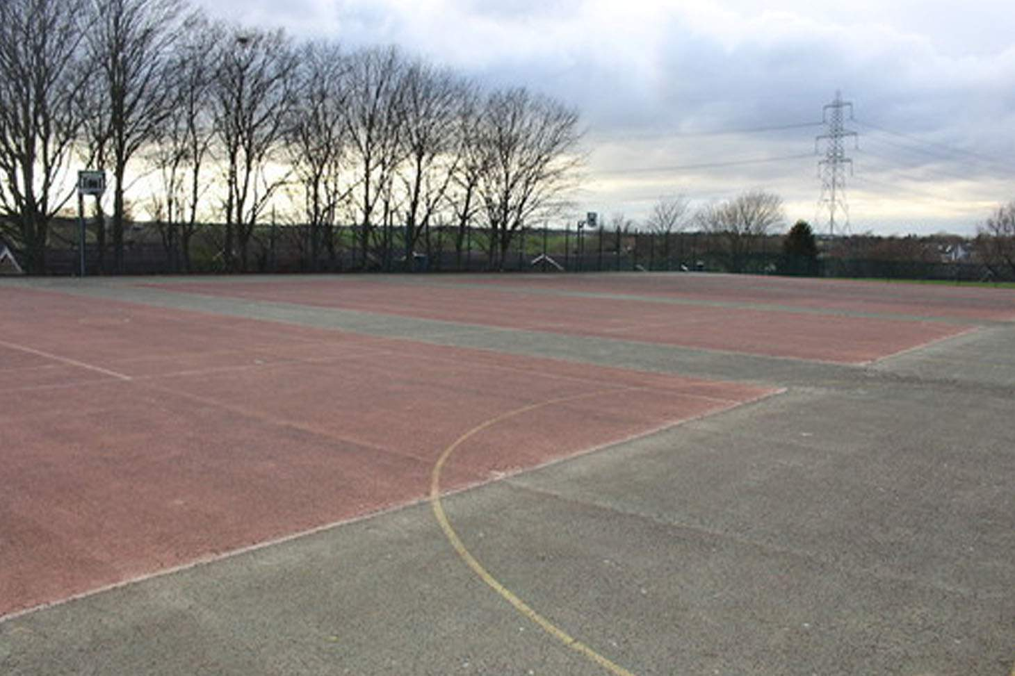 Egglescliffe School Outdoor | Hard (macadam) tennis court