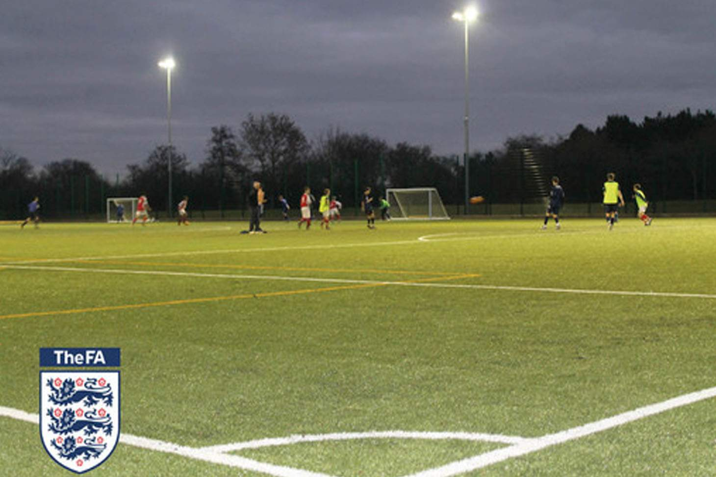 Bishop Rawstorne CE Academy 11 a side | 3G Astroturf football pitch
