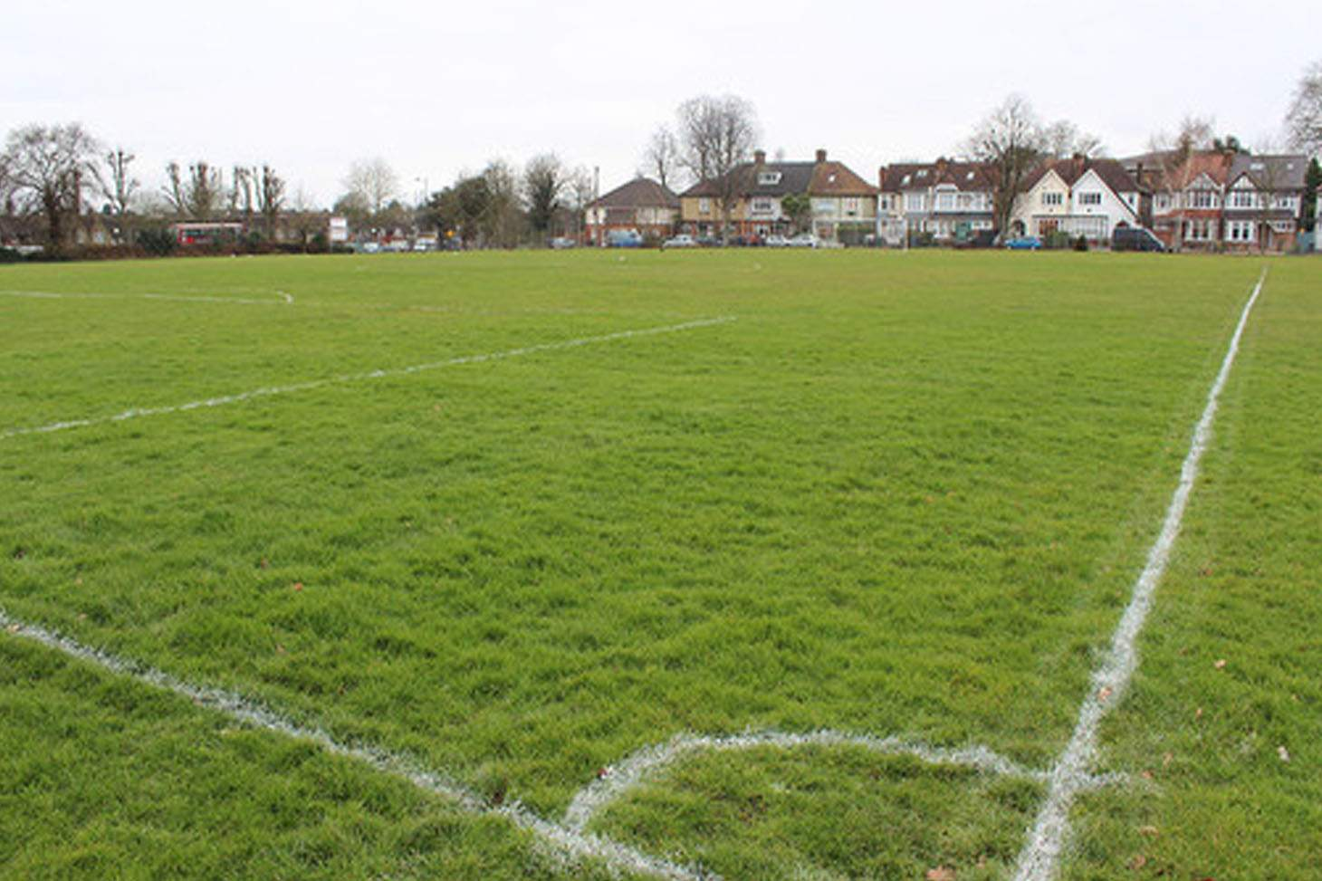 Bishop Rawstorne CE Academy 7 a side | Grass football pitch