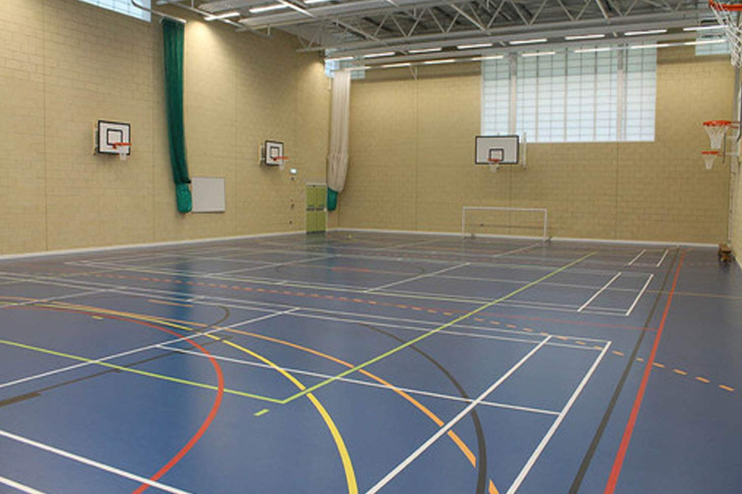 Moor Park High School and Sixth Form 5 a side | Indoor football pitch