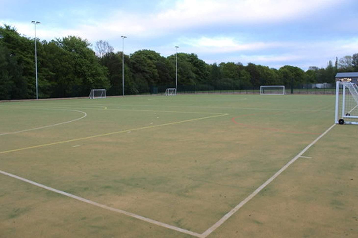 Parklands High School 5 a side | Astroturf football pitch
