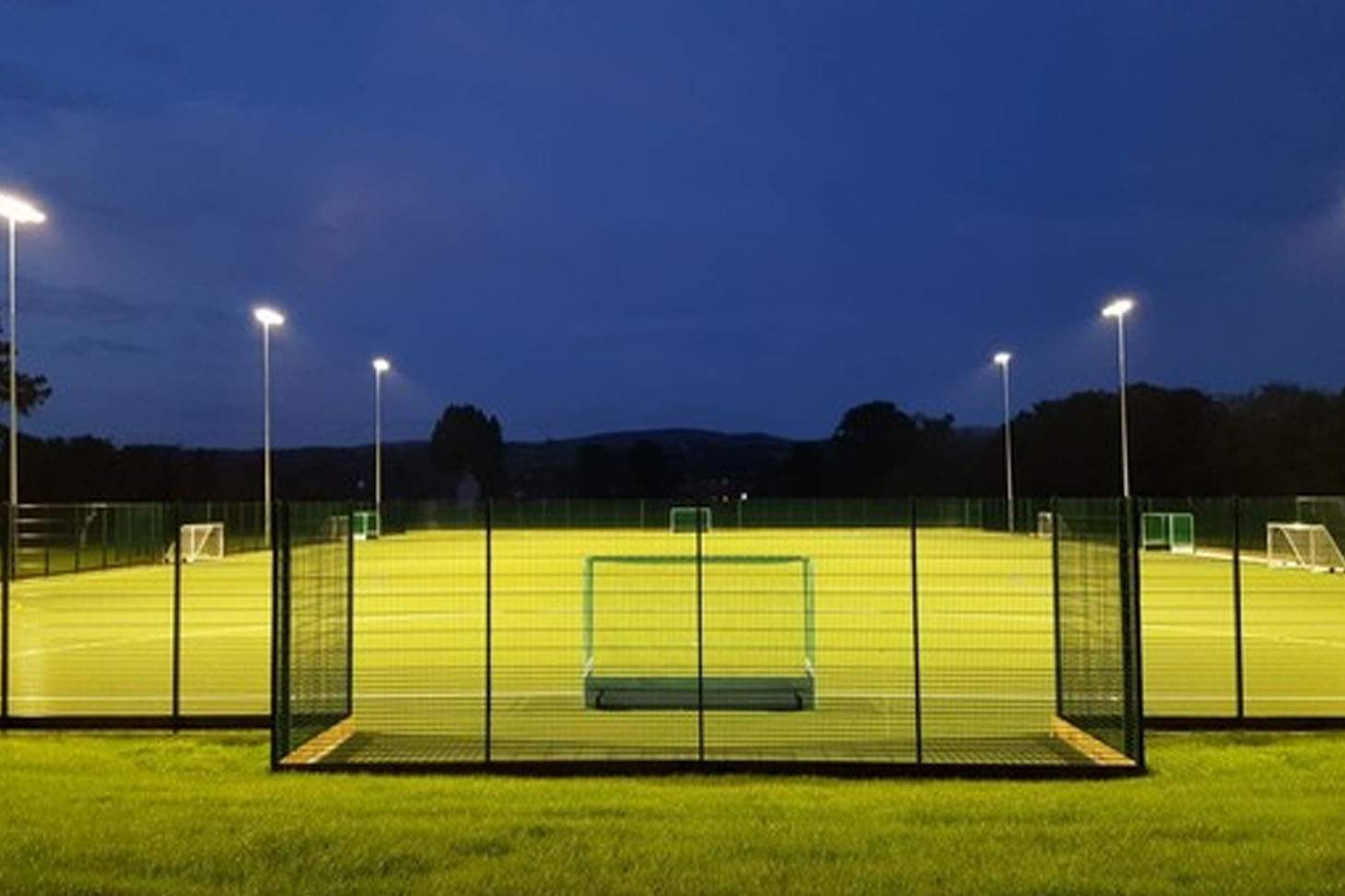 Garstang Community Academy 5 a side | Astroturf football pitch