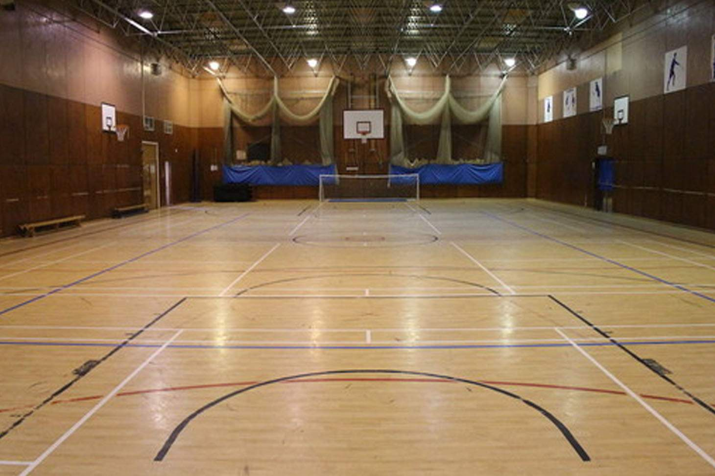 Lostock Hall Academy 5 a side | Indoor football pitch