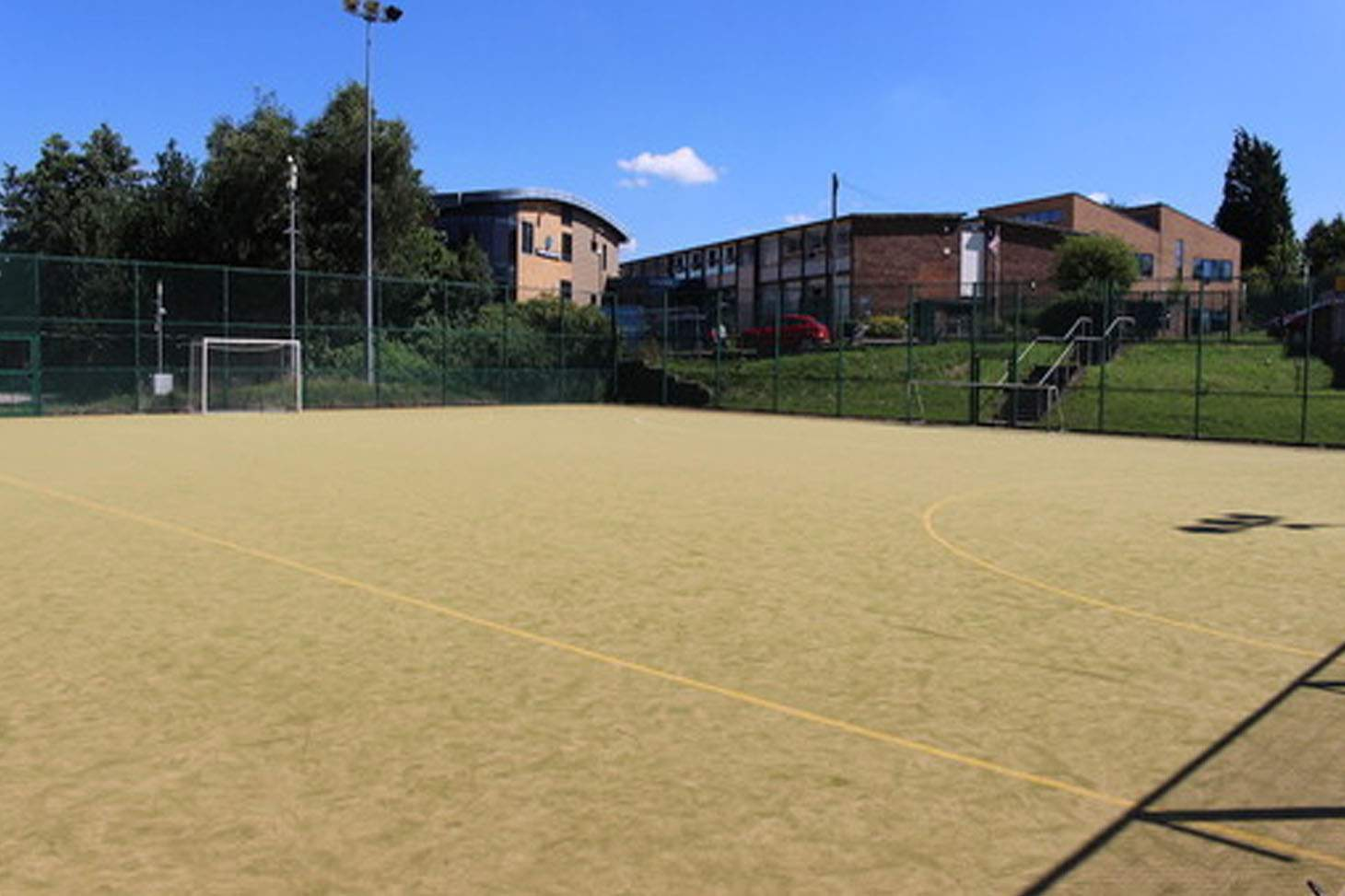 Southlands High School 5 a side | Astroturf football pitch