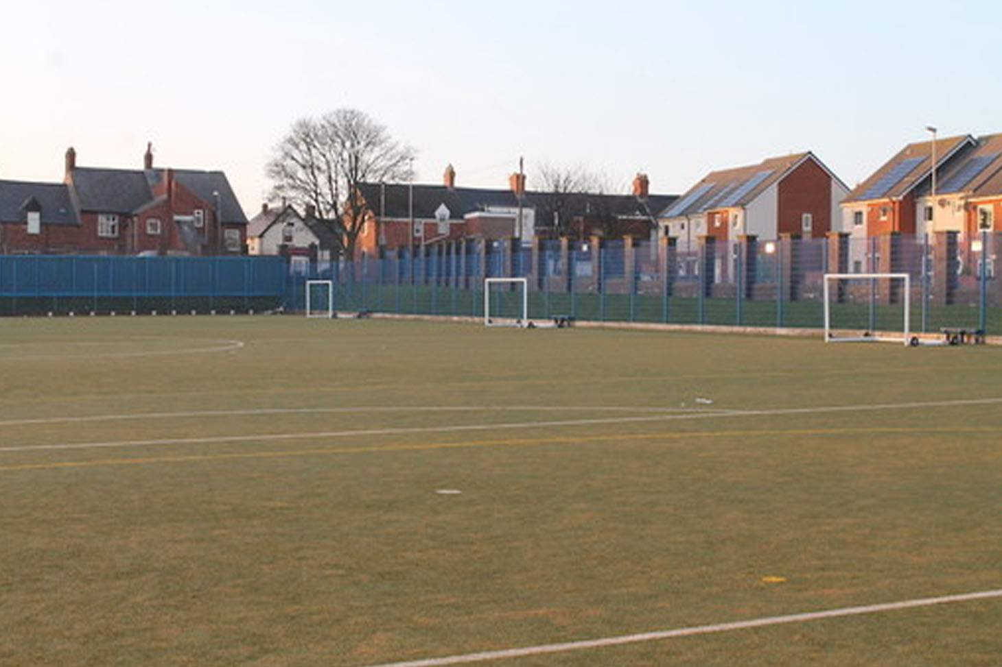 Whitburn C of E Academy 11 a side | Astroturf football pitch