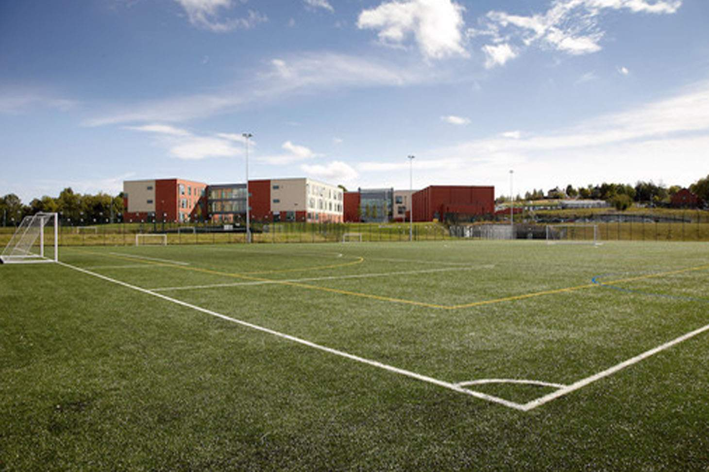 Sheffield Park Academy 11 a side | 3G Astroturf football pitch