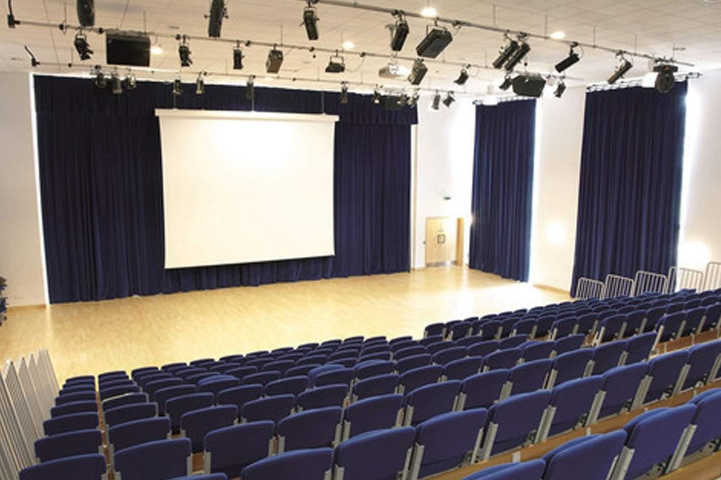 Sheffield Park Academy Main hall space hire
