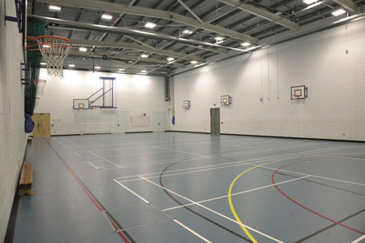 Sheffield Park Academy 5 a side | Indoor football pitch