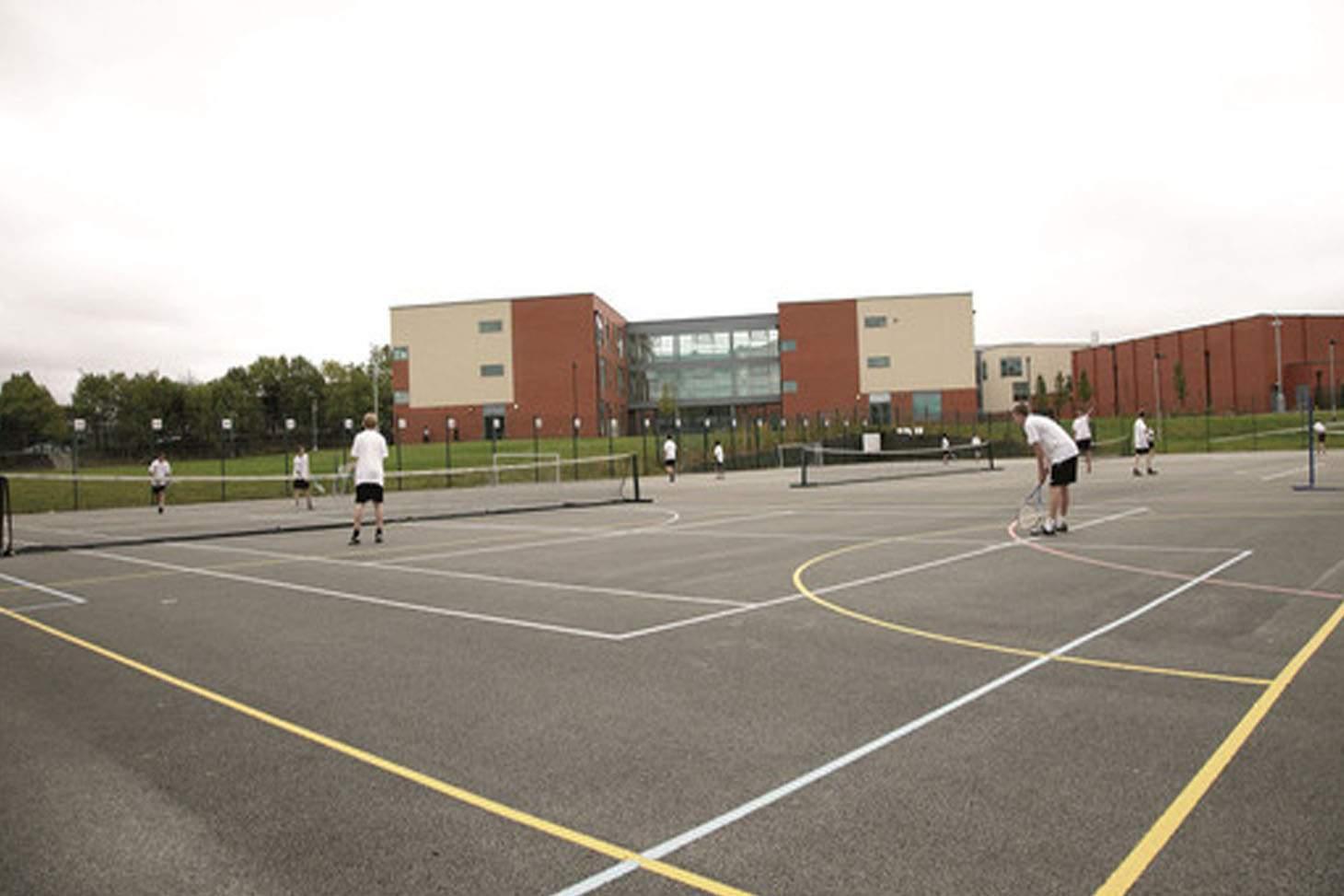 Sheffield Park Academy Outdoor | Hard (macadam) tennis court