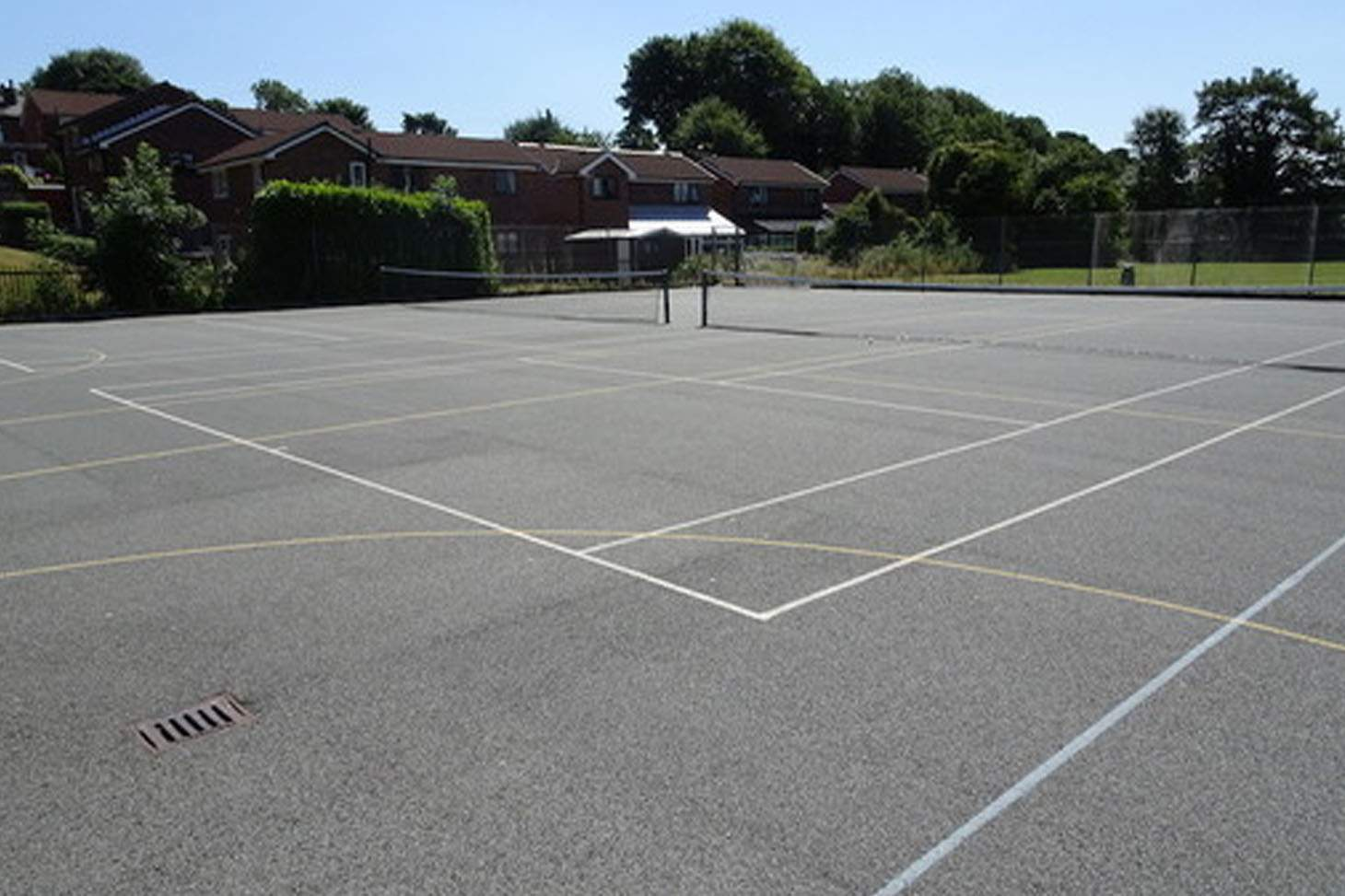 Bury C of E High School Outdoor | Hard (macadam) tennis court