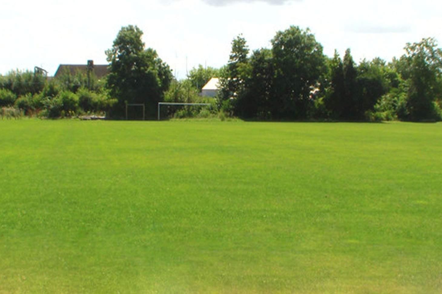 St. James's C of E High School 11 a side junior   Grass football pitch