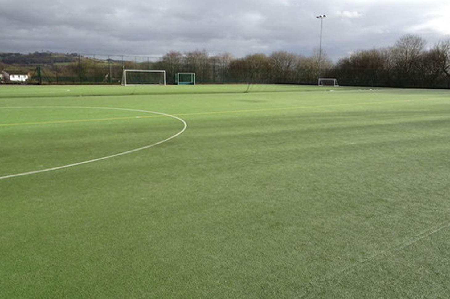 Woodhey High School 5 a side | Astroturf football pitch