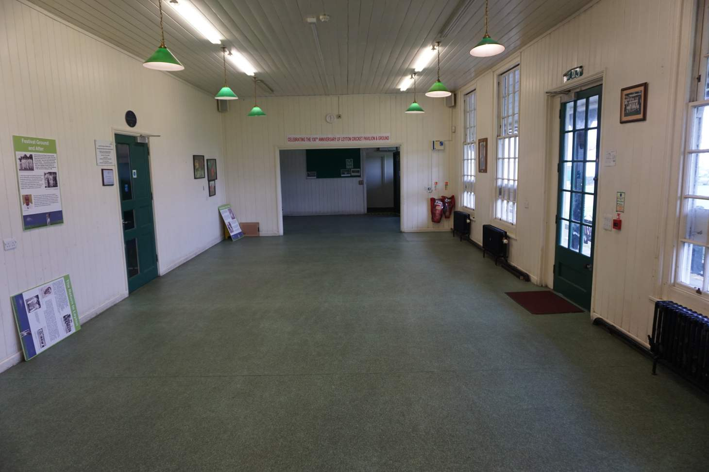 Leyton Sports Ground Meeting room space hire