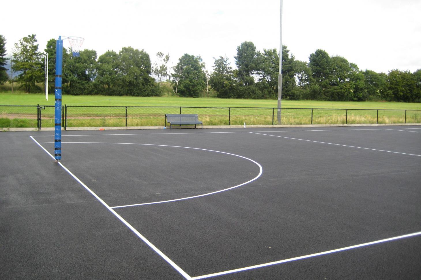 Coram's Fields Outdoor | Hard (macadam) netball court