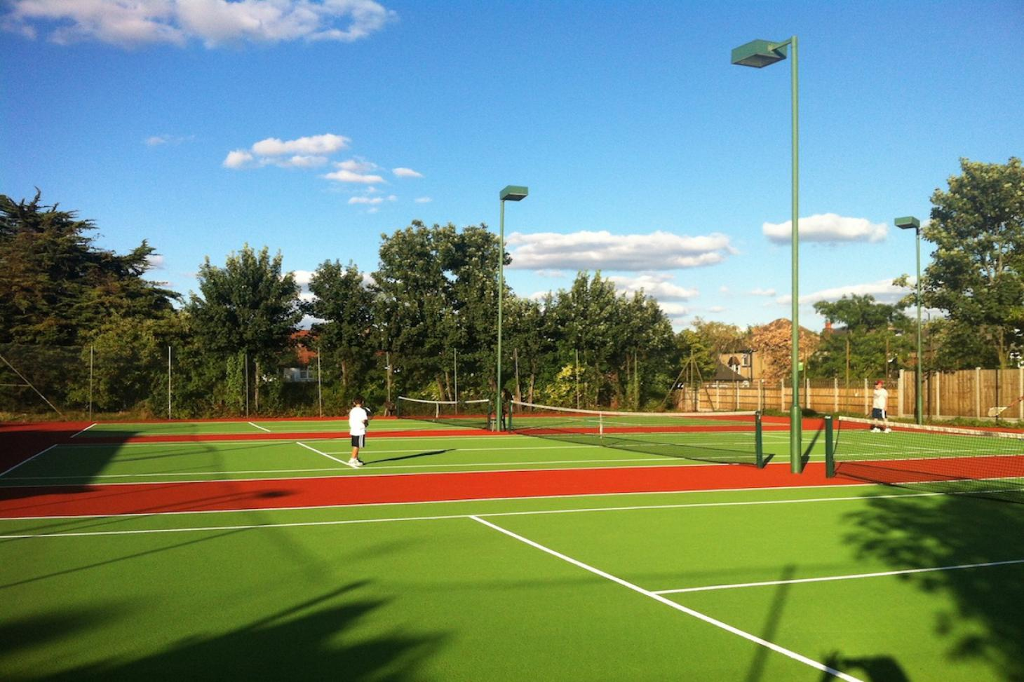 Coles Green Lawn Tennis Club Outdoor | Hard (macadam) tennis court