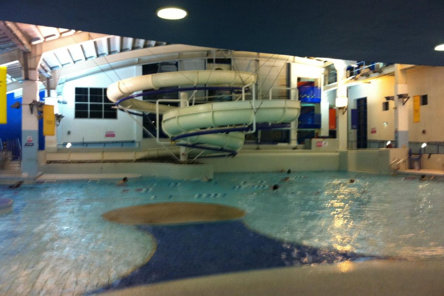 Archway Leisure Centre Indoor swimming pool