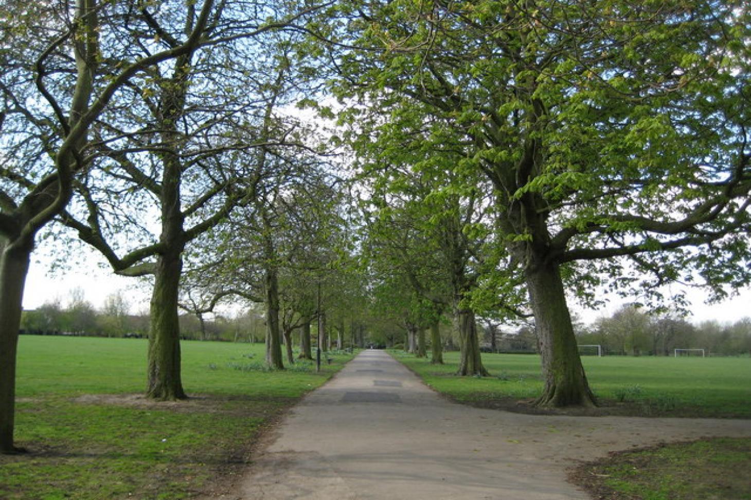 West Harrow Recreation Ground Full size | Grass cricket facilities